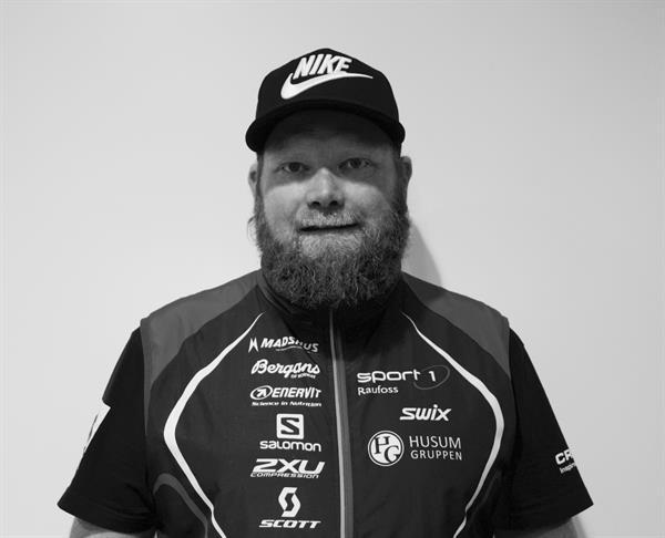 Tom Erich Dørfel Sort Hvitt